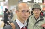 Japan Fureai Union: Asano e Kobayashi (ao fundo)